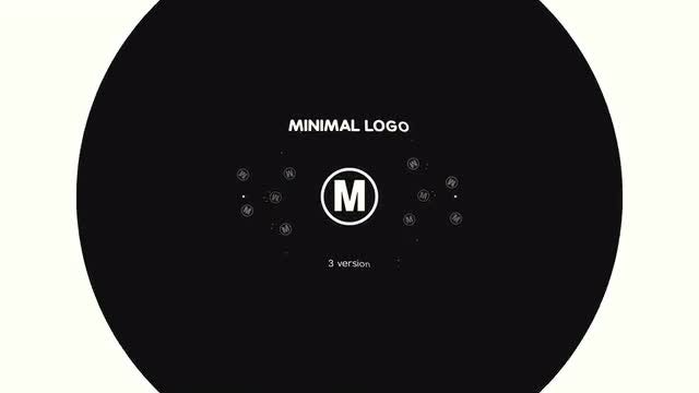 Minimal Logo | 3 version: After Effects Templates