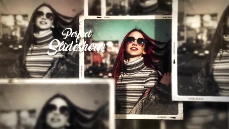 Photo Gallery Creative Slideshow: After Effects Templates