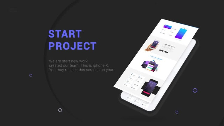 Web Promo Presentation: After Effects Templates
