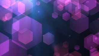 Falling Hexagons: Motion Graphics