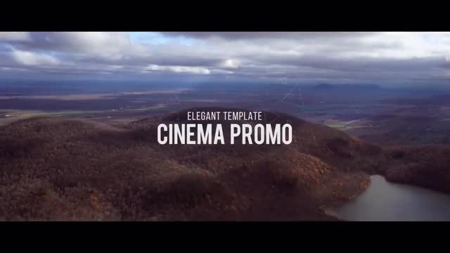 Demo Reel Cinema: After Effects Templates