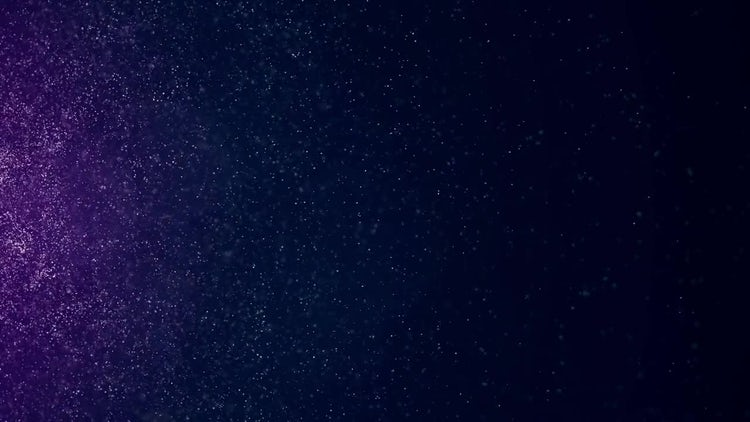 Blue and Purple Abstract Background: Motion Graphics