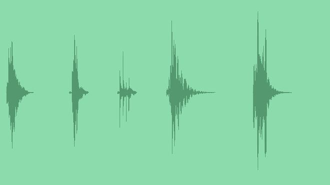 Good Arpeggios: Sound Effects