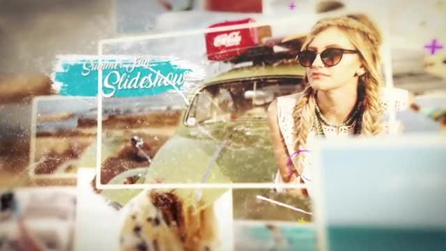 Great Times Slideshow: After Effects Templates