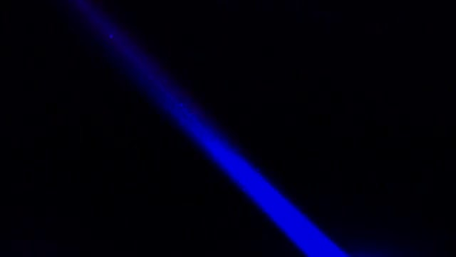 Colored LED Lights Flashing: Stock Video