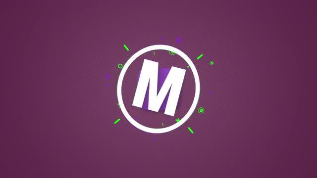 Quick Flat Logo: After Effects Templates