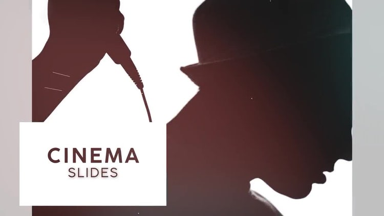 Cinema Slides: After Effects Templates