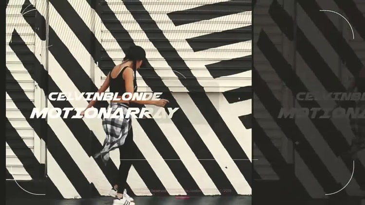 Fashion Show: After Effects Templates