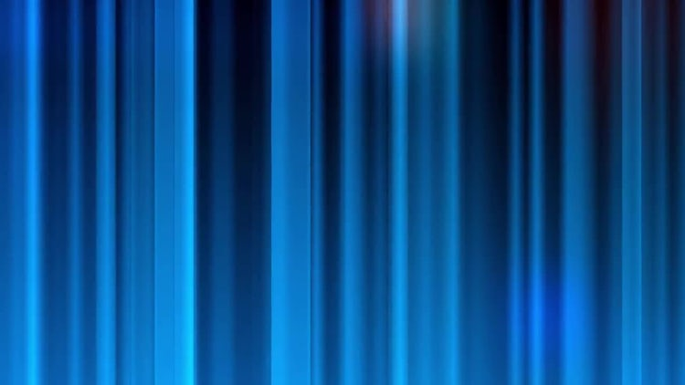 Blue Beams: Motion Graphics