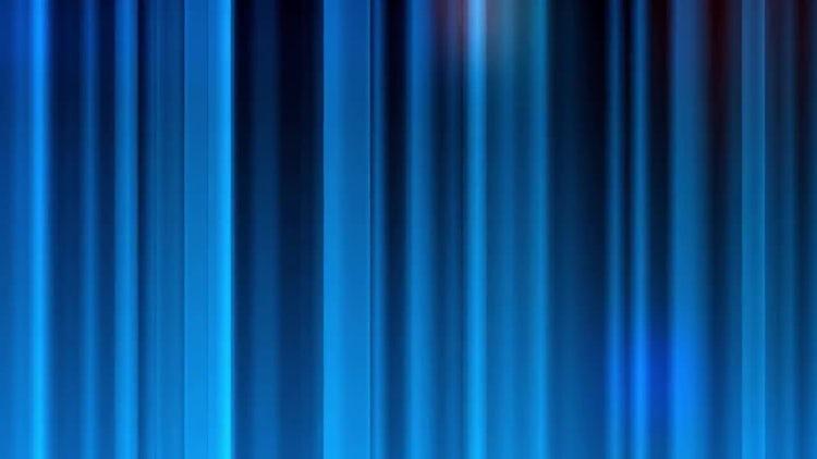 Blue Beams: Stock Motion Graphics