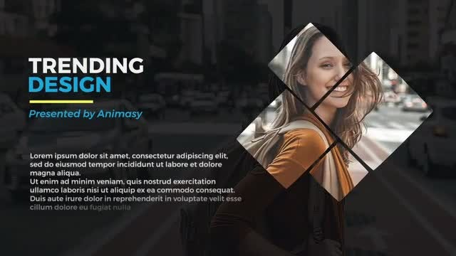 Modern and Corporate Slides: After Effects Templates