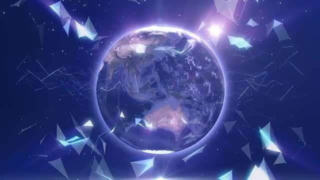 Connect Digital Planet: Stock Motion Graphics