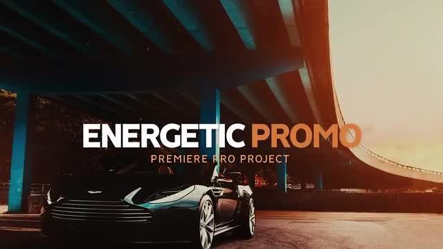 Energic RGB Promo: Premiere Pro Templates