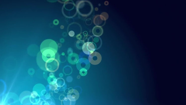 Circle Particles: Stock Motion Graphics