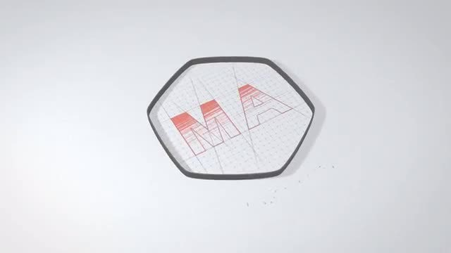 Drawn Logo: After Effects Templates