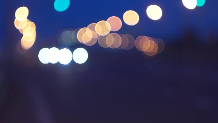 The Dynamic Blur: Stock Video