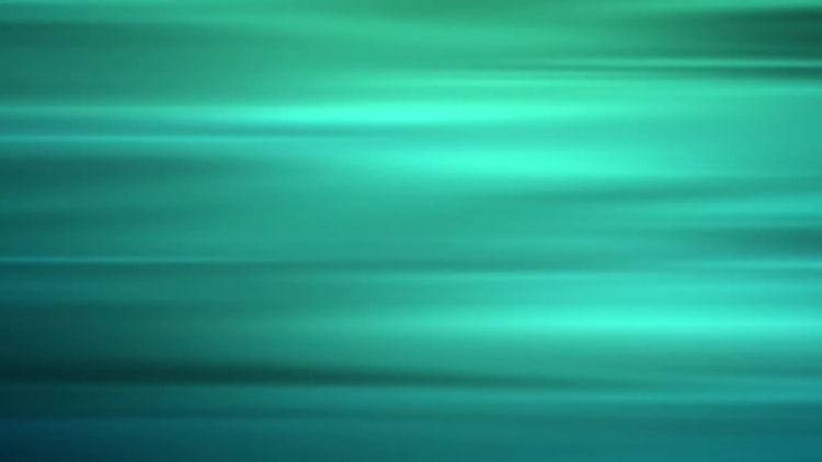Green Abstract Flow: Motion Graphics