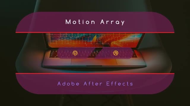 Stylish Design Presentation: After Effects Templates