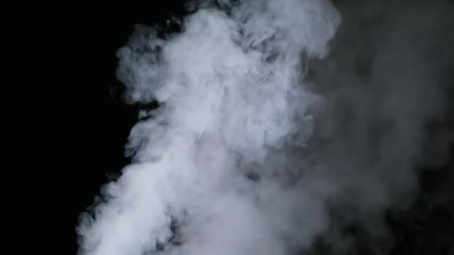 Billowing Smoke: Stock Video