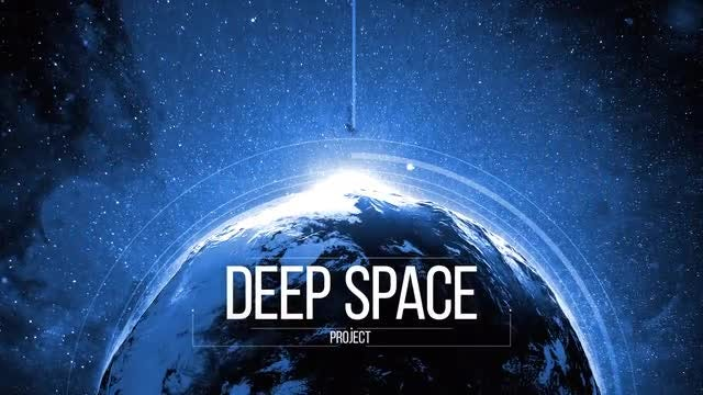 Deep Space: After Effects Templates