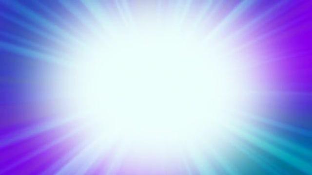 Blue Shiny Background: Stock Motion Graphics
