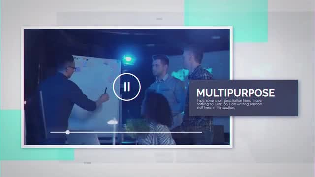 Progress: After Effects Templates