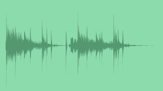 Glitch Logo: Royalty Free Music