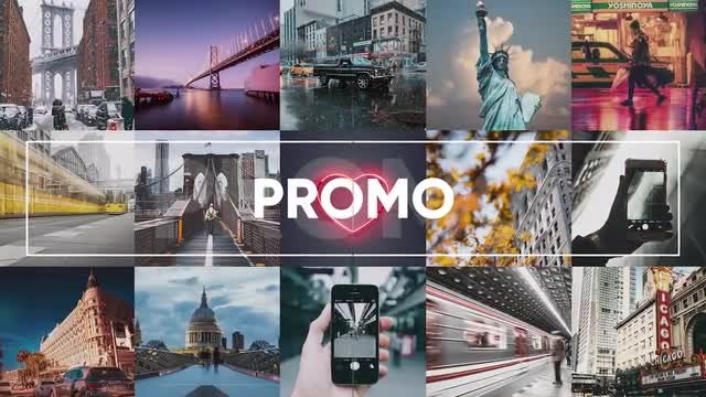 Logo - Multi Photo Opener: Premiere Pro Templates