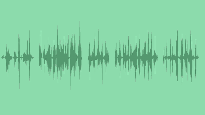 Signal Interference: Sound Effects