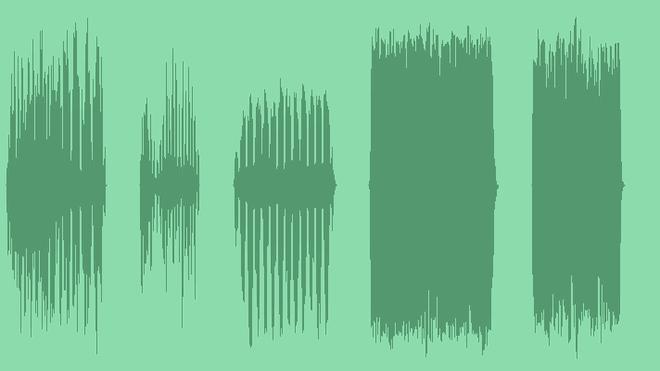 Modulation - Wobbling: Sound Effects