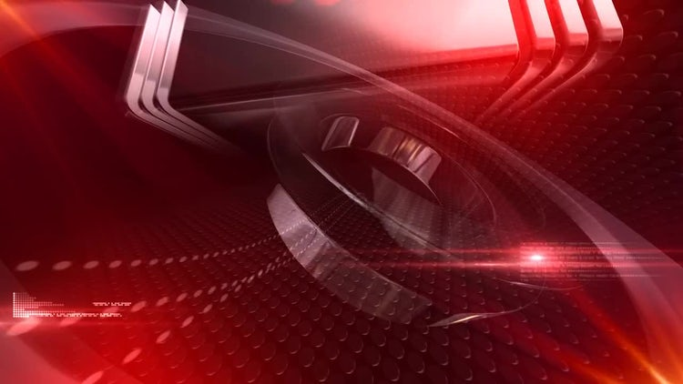 Red Modern Background: Stock Motion Graphics