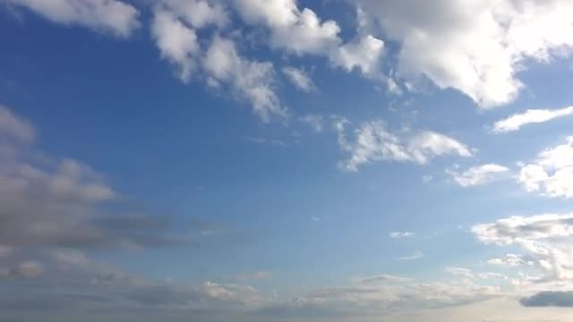 Amazing Clouds Timelapse: Stock Video