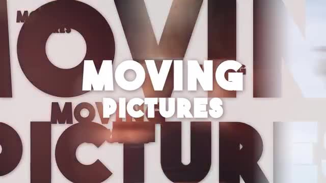 Moving Pictures: After Effects Templates