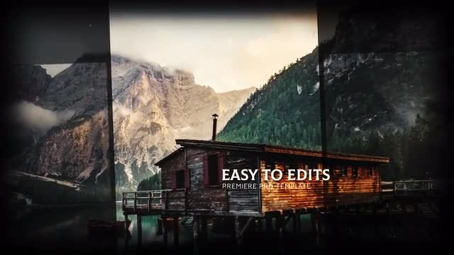 Epic Slideshow: Premiere Pro Templates
