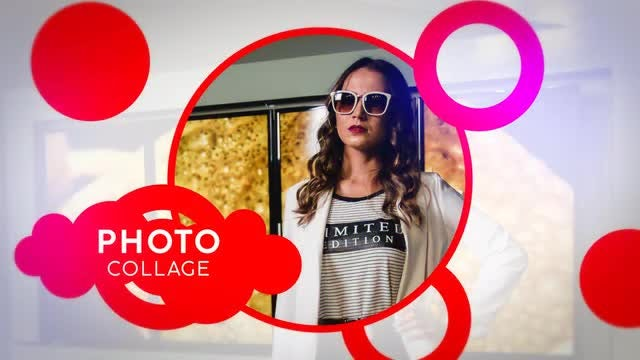 Circles Photo: After Effects Templates