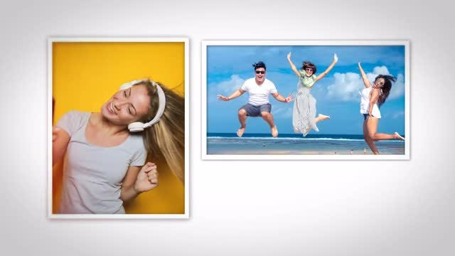 Photo Collage: After Effects Templates
