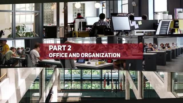 Dynamic Corporate Presentation: After Effects Templates