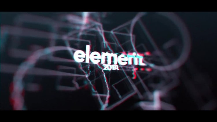 Element Reveal: After Effects Templates