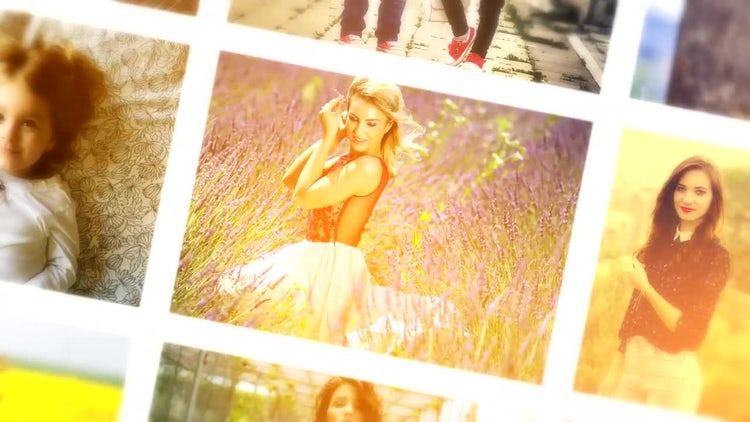 Photo Montage: After Effects Templates