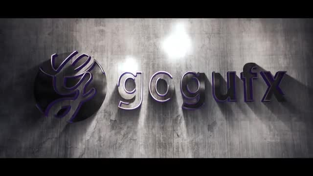 Corporate Logo Opener: After Effects Templates