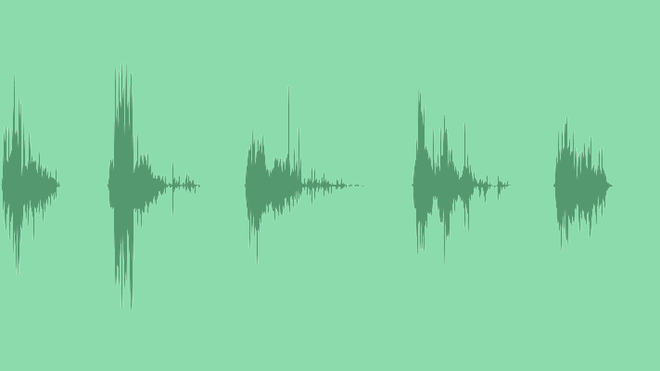 Big Cartoon Splat Pack 1: Sound Effects