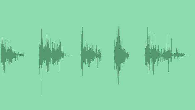 Big Cartoon Splat Pack 2: Sound Effects