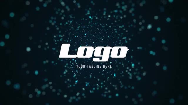 Connection Logo Reveal: After Effects Templates