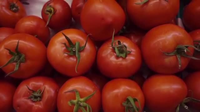 Fruits And Vegetables Pack: Stock Video