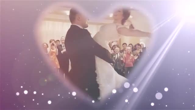 Wedding Slideshow: Premiere Pro Templates