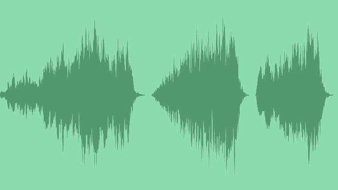 Ambient Volume Swells: Sound Effects