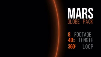 Mars Pack: Motion Graphics