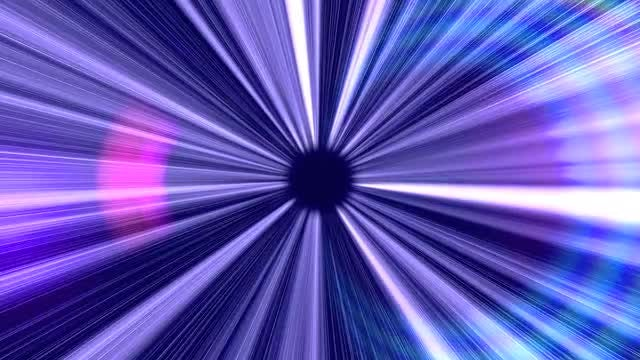 Light Tunnel: Stock Motion Graphics