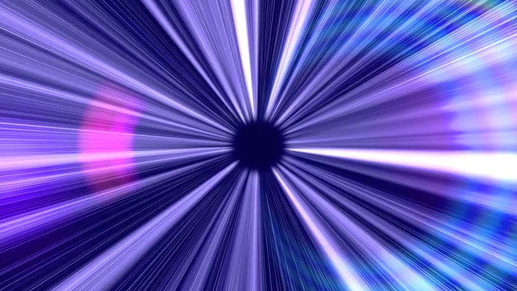 Light Tunnel: Motion Graphics