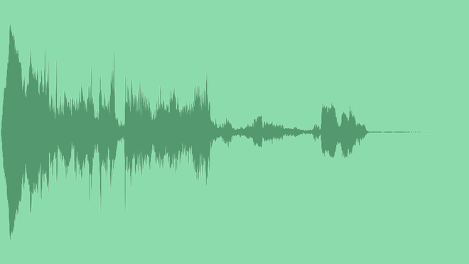 Glitch And Tech Logo: Royalty Free Music